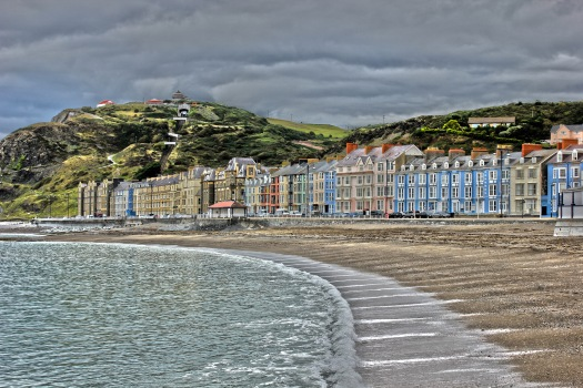 The Seafront, Aberystwyth