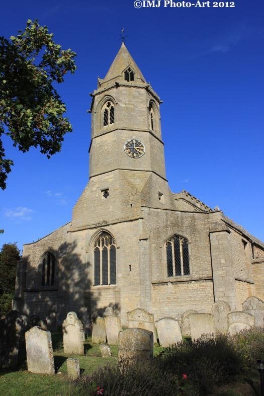 St Botolph's Church, Helpston