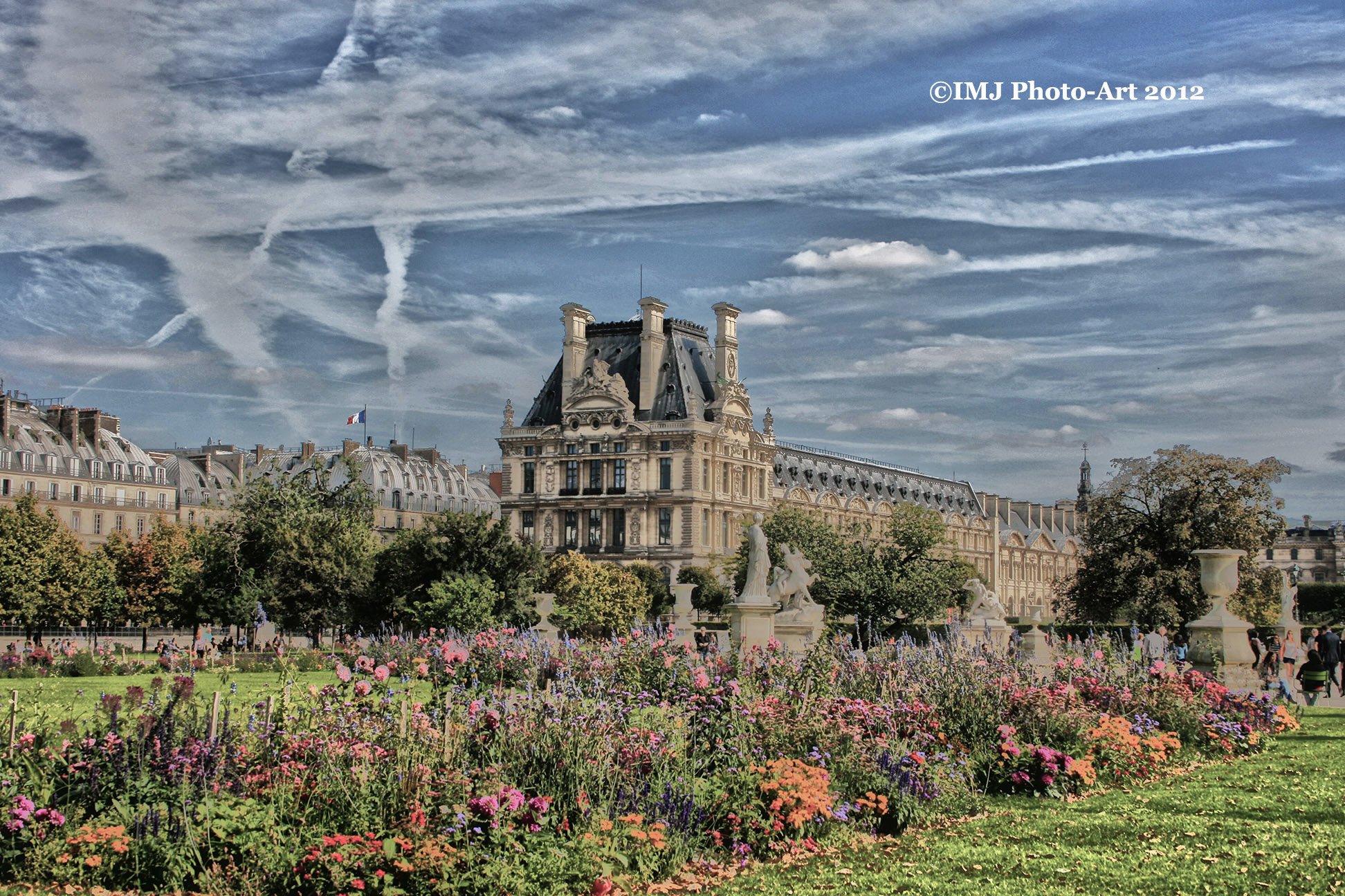 Jardin des tuileries paris thoughts of a peterborough for Tuileries jardin