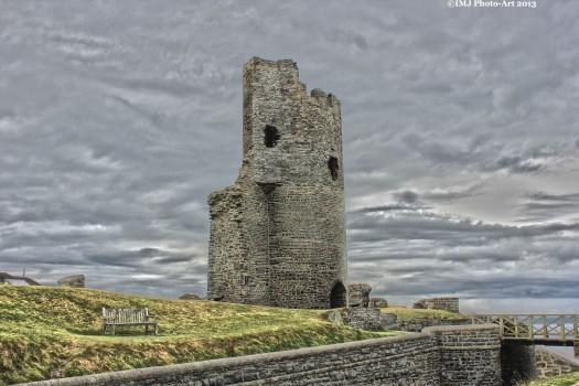 Castle Ruins, Aberystwyth