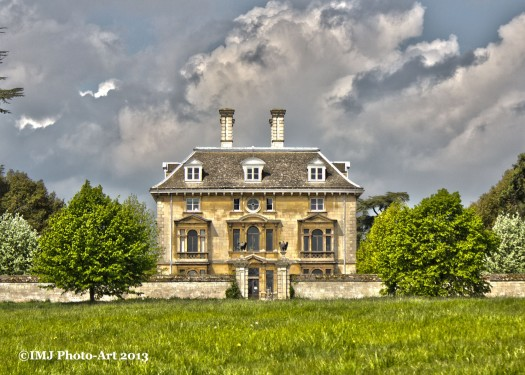 Thorpe Hall, Peterborough