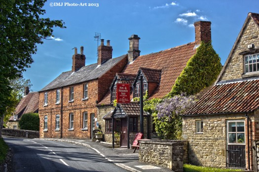 Exhibition Picture 8 - An English Village Pub