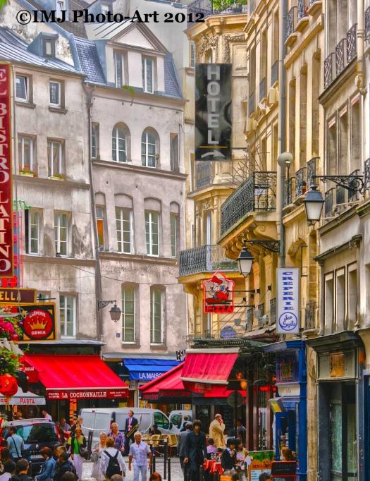 Exhibition Picture 11 - Paris Street View