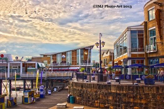 Mermaid Quay - Cardiff